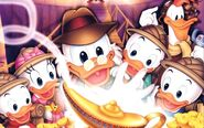 Disney wallpaper duck tales-1280x800