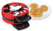 Mickey waffle iron