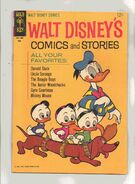 Disney comics june 1965