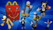 House mouse mcd set