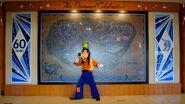 Goofy promoting disneyland 60