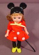 Minnie white doll