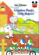 Grandma ducks little helpers