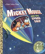 Mickey Mouse and his Spaceship LGB