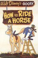 Howtorideahorse-plakat