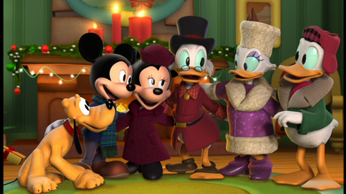mickey s twice upon a christmas image mickeys twice upon a christmas 36221715 500 281png - Mickey Twice Upon A Christmas