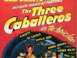 The Three Caballeros (film)