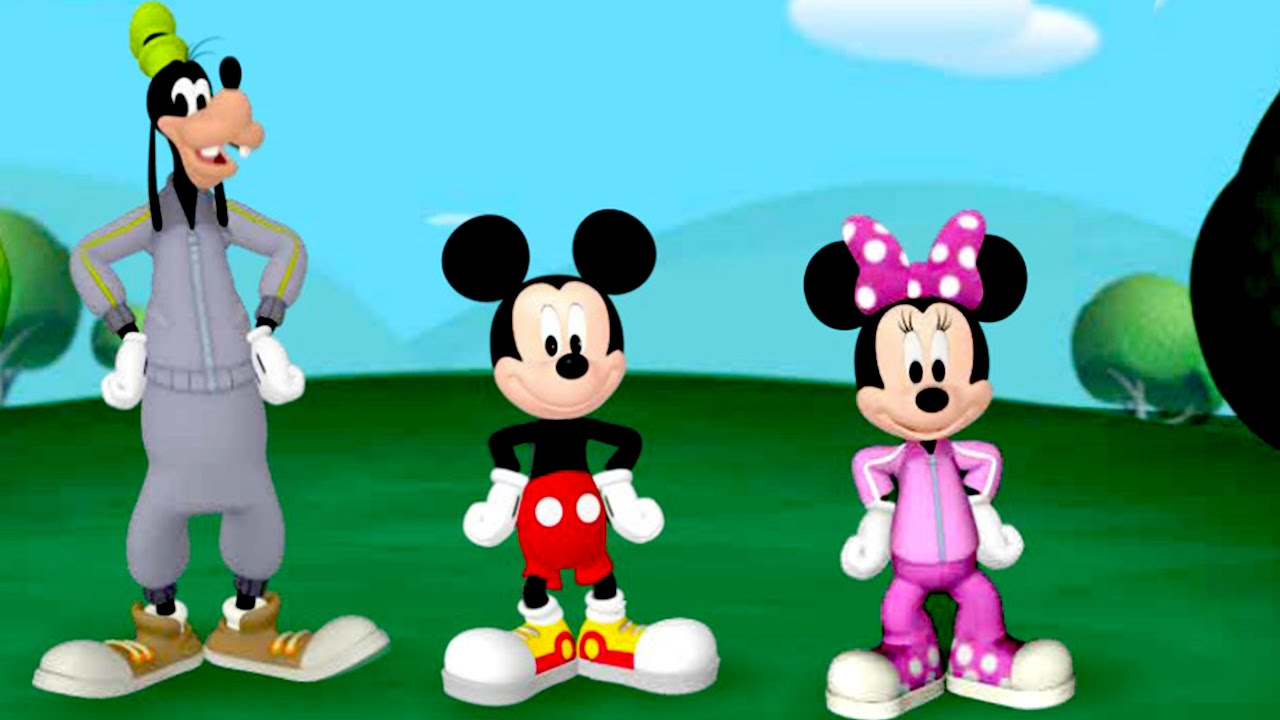 mickey mouse clubhouse youtube episodes