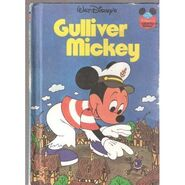 Gulliver mickey book