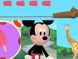 Mickey's World Record Animals