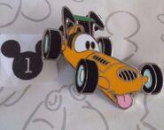 Pluto customized car