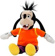 Max goof plush
