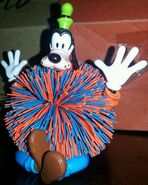 Goofy koosh ball