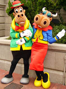Horace and clarabelle by disneyphilip