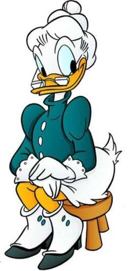 Grandma Duck