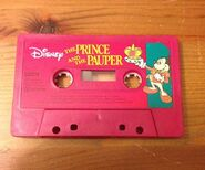 Prince pauper read along tape