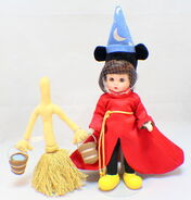 Madame-alexander doll-sorcerers-apprentice