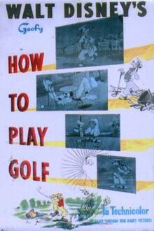 Howtoplaygolf-plakat