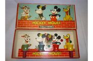 Mickey mouse tiddlywinks