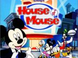 House of Mouse/Episode List
