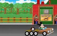 Mickey123 car