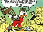 Scrooge mcduck comic book