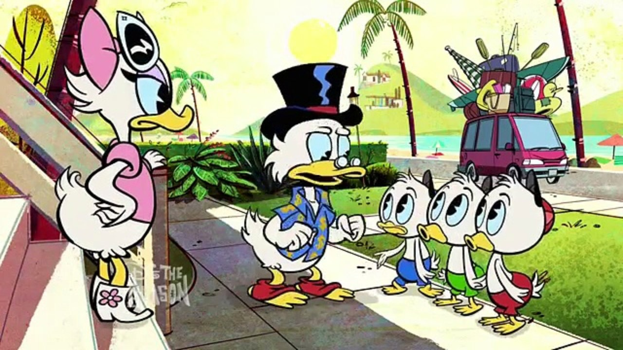 duck the halls a mickey mouse christmas special mickey and