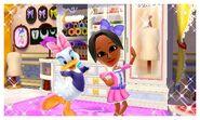 Daisy Duck and Mii Photos
