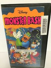 Monster bash vhs