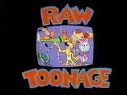 Raw toonage-show