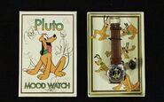 Pluto watch and mood ring