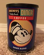 Mickey's diner coffee