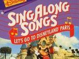 Let's Go to Disneyland Paris!