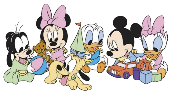 Image Disney Baby Clipart 10 Png Mickey And Friends