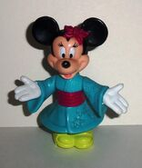 Minnie mouse epcot toy