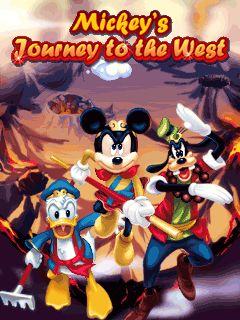 Mickey journey west