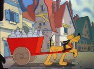 Pluto milkdog
