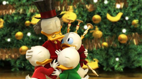 mickeys twice upon a christmas christmas impossible huey dewey louie scrooge mcduckjpg - Mickeys Twice Upon A Christmas