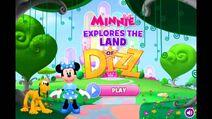 Minnie in land of dizz