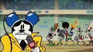 Mickey goofy sports