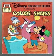 Disney discovery colors and shapes
