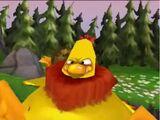 Bernadette The Chicken