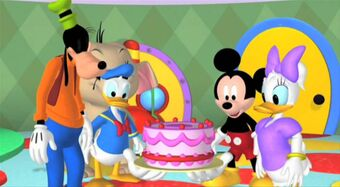 Super Minnies Birthday Mickey And Friends Wiki Fandom Personalised Birthday Cards Xaembasilily Jamesorg