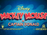 Captain Donald