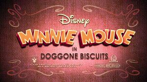 Doggone Biscuits card