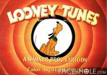 Looney Pluto