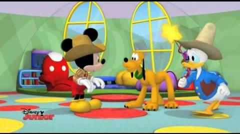 Mickey Mouse Clubhouse - 'Mickey And Donald Have A Farm'