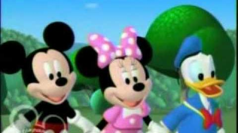 Mickey Mouse - Donald's Lost Lion
