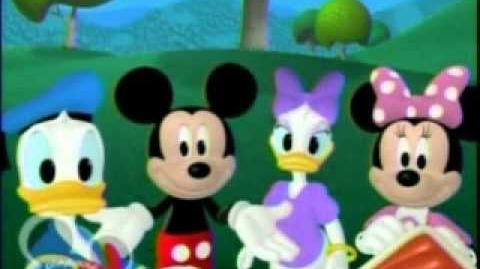 Mickey Mouse - Goofy Baby