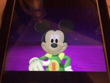Martian Mickey Mouse